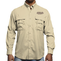 Savage Six L/S Performance Fishing Shirt