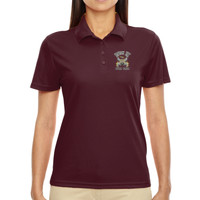 Savage 6 Ladies Performance Pique Polo