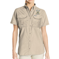 Savage Six Ladies Tiger Hill Fishing Shirt